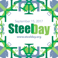 View: STEEL DAY ON BOSTON HARBOR