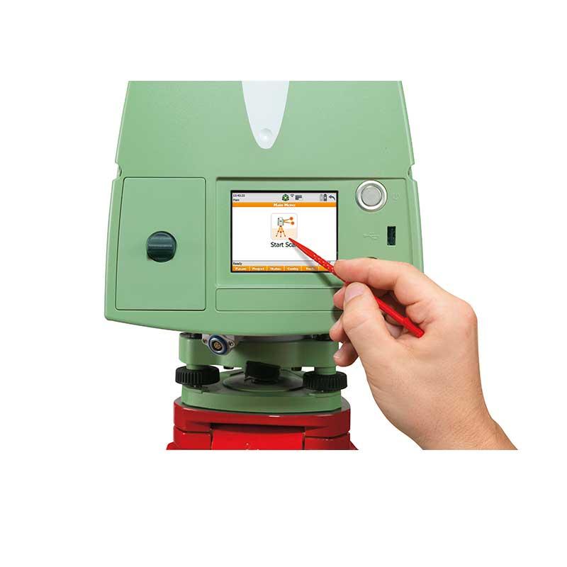 leica p16 scanstation laser scanner. Black Bedroom Furniture Sets. Home Design Ideas