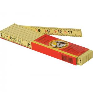 Seco Folding Ruler - Tenths/Inches