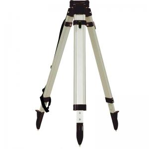 Seco Heavy-Duty Aluminum Tripod, Quick Clamp, Black MTS logo