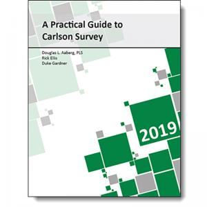A Practical Guide to Carlson Software Book Bundle 2019