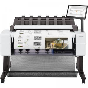 HP DesignJet T2600 PostScript 36-in Multifunction Printer (Dual Roll)