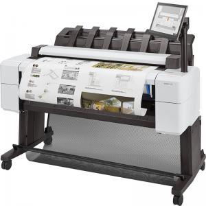 HP DesignJet T2600 PostScript 36-in Multifunction Printer (Single Roll)