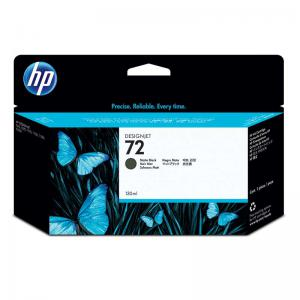 HP 72 130-ml Matte Black Ink Cartridge