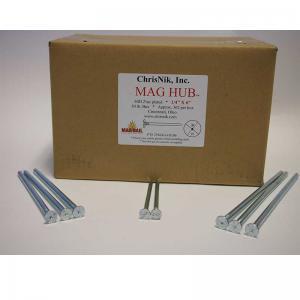 "ChrisNik 6"" MAG HUB sold in bundles of 100"