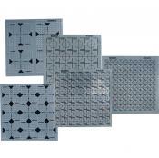 View: Sokkia Reflective Sheet Targets - RS20N Targets 20 x 20mm (100 each)