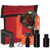 View: Seco 25 mm Mini Prism System with Center Vial - Flo Orange