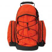 View: Large Total Station or Theodolite Rucksack - Orange