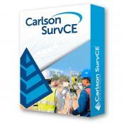 View: Carlson SurvCE 6.x