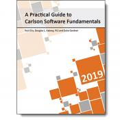 View: A Practical Guide to Carlson Software Fundamentals 2019