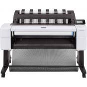 View: HP DesignJet T1600 36-in Printer (Single Roll)