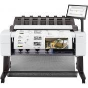 View: HP DesignJet T2600 PostScript 36-in Multifunction Printer (Dual Roll)