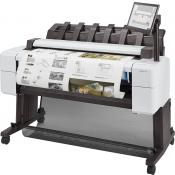 View: HP DesignJet T2600 PostScript 36-in Multifunction Printer (Single Roll)