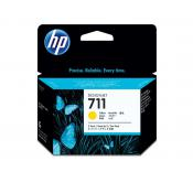 View:  HP 711 29-ml Yellow Ink Cartridge