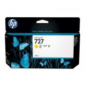 View: HP 727 130-ml Yellow Designjet Ink Cartridge