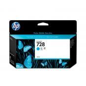 View: HP 728 130-ml Cyan DesignJet Ink Cartridge
