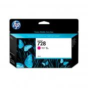 View: HP 728 130-ml Magenta DesignJet Ink Cartridge