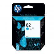 View: HP 82 69-ml Cyan Ink Cartridge