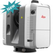 View: Leica RTC360 Scanner